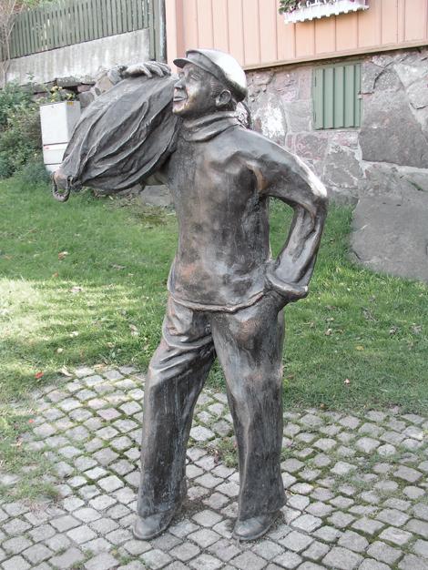 "© Eino Hanski, ""Stigbergs-Lasse"". © Foto: Jan Peter Dahlqvist, 2003"