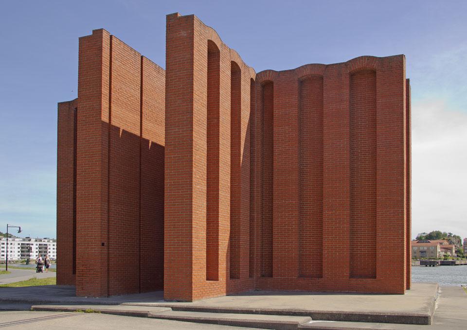 Vindarnas tempel © Per Kirkeby. Foto: © Jan Peter Dahlqvist, 2014